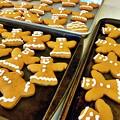 Ginger Bread Cookies.....6 dozen...出来上がり!