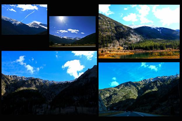 Rocky Mountain横断中。。