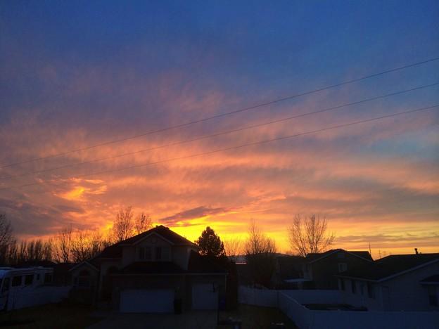 Photos: Beautiful Sunset♪