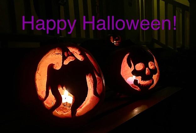 Photos: Halloween night!
