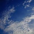 写真: 万葉の空