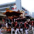 写真: だんじり祭り