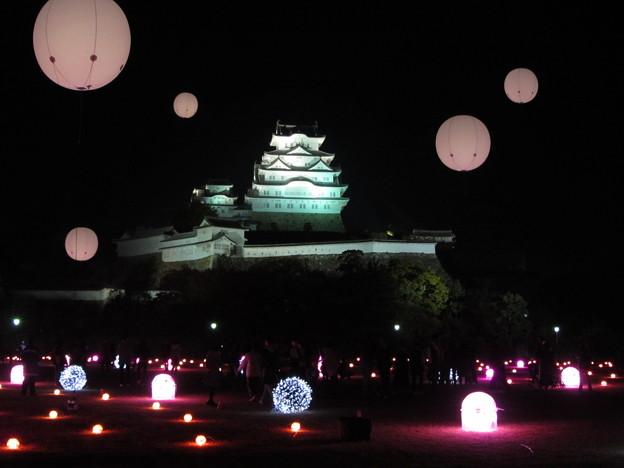 姫路城ファンタジーイルミネーション