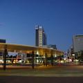 Photos: 早朝の富山駅前