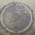 マンホール画 富山市