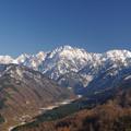 Photos: 絶景剱岳