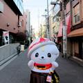 さのまる と 東京スカイツリー