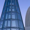 Photos: ガラスの柱