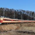 189系トタM52編成 ホリデー快速富士山1号