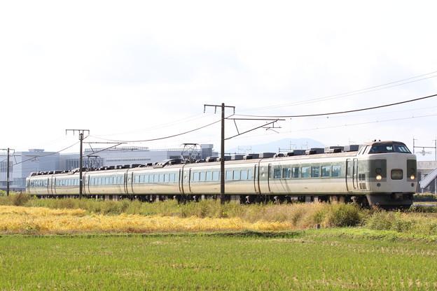 Photos: 183・9系ナノN102編成 普通妙高1号
