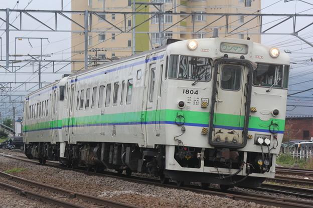 キハ40形1700番台キハ40-1804 普通上磯行き
