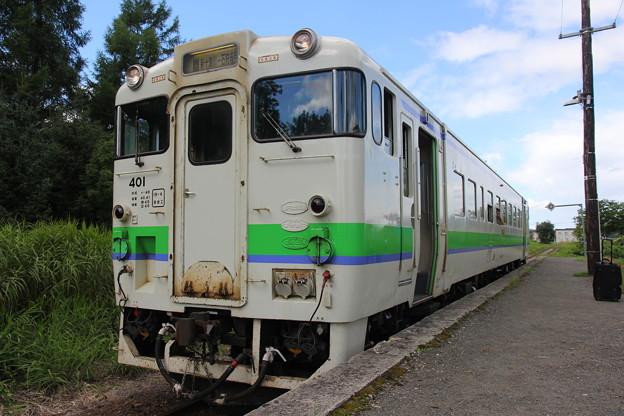 キハ40形400番台キハ40-401 普通石狩当別行き