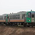 キハ120形300番台キハ120-352 普通猪谷行き