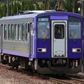 キハ120形300番台キハ120-306 普通亀山行き