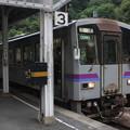 Photos: キハ120形300番台キハ120-332 普通三次行き