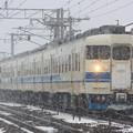 413系サワB03編成 普通富山行き