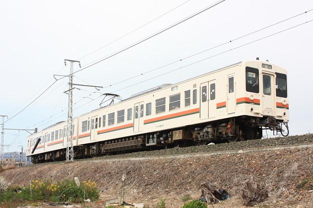 119系カキE16編成 普通豊橋行き