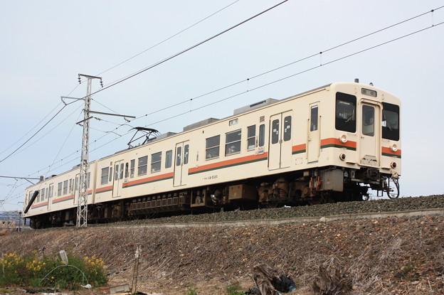 119系5300番台カキR2編成 普通豊橋行き