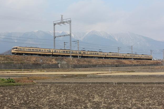 117系キトS03編成 普通京都行き