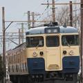 115系300番台トタM12編成 普通高尾行き
