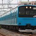 201系ケヨ51編成 廃車回送