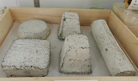 4つのやぎのチーズ