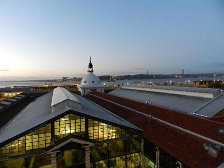 リスボンの朝1−札幌