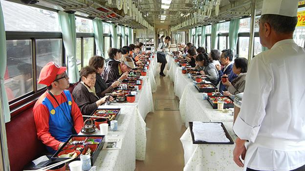 きのこ列車 - 明知鉄道