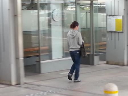 20141030_160621 みぎまわり循環線バス - 更生病院
