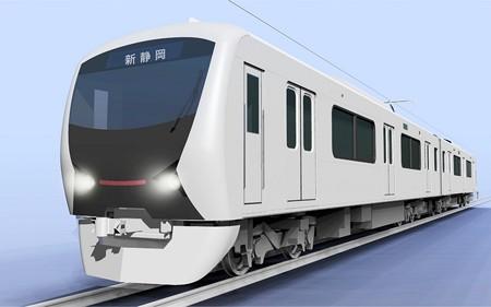 静岡鉄道しんがた車両