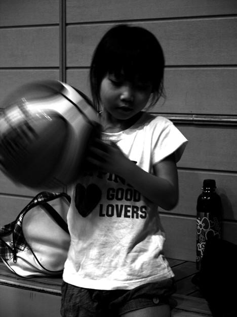 写真: かわいいね!(^_-)-☆