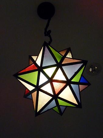 星型ライト