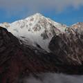 Photos: 白馬連峰 鑓ヶ岳