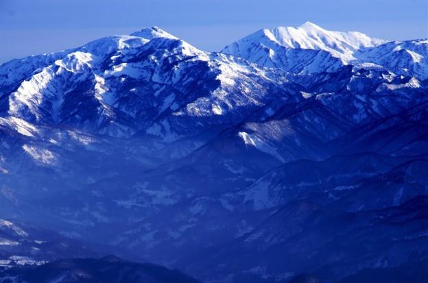 後立山連峰 2