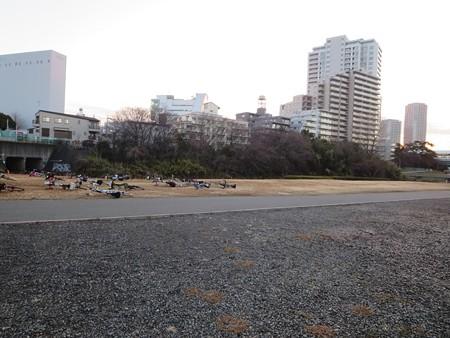 兵庫島公園スタート地点
