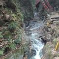 写真: 塩川の滝
