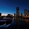 Photos: 運河パークの黄昏