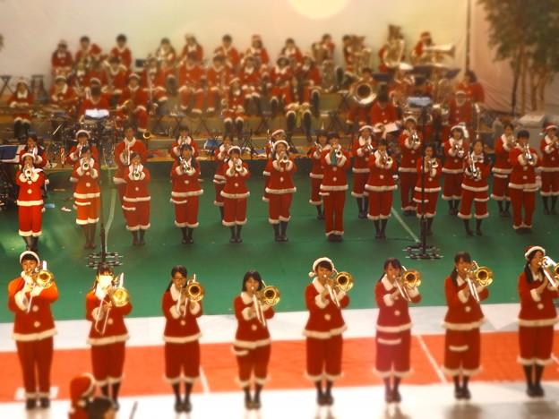 サンタコンサート