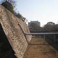 大阪城の陰部