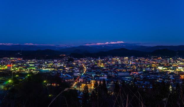 Photos: 高山 北アルプス連峰