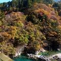 付知峡・宮の上橋付近 (1)
