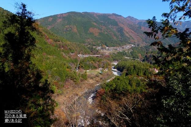 付知峡:展望台 (1)