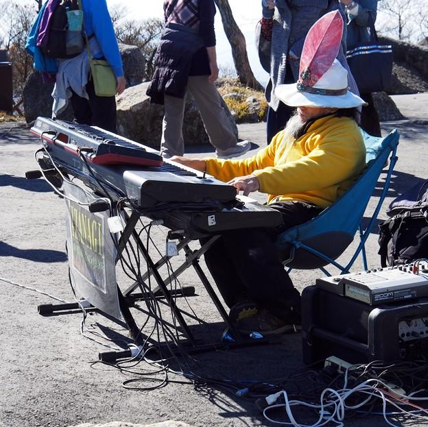 山頂音楽家