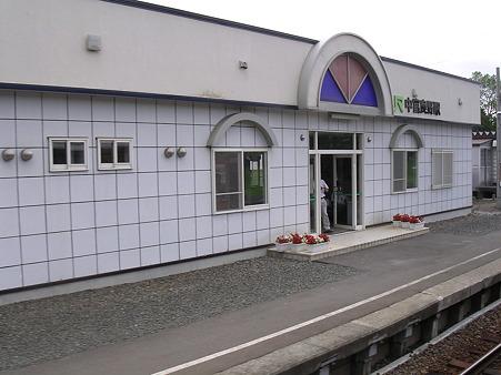 中富良野駅舎