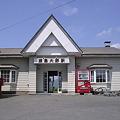 Photos: 渡島大野駅舎