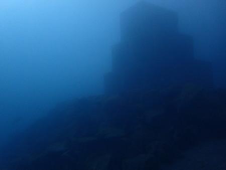 噂の魚礁に行ってみた!(おおおおおーーー!すげー)