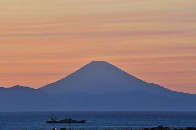 写真: 富士山-2