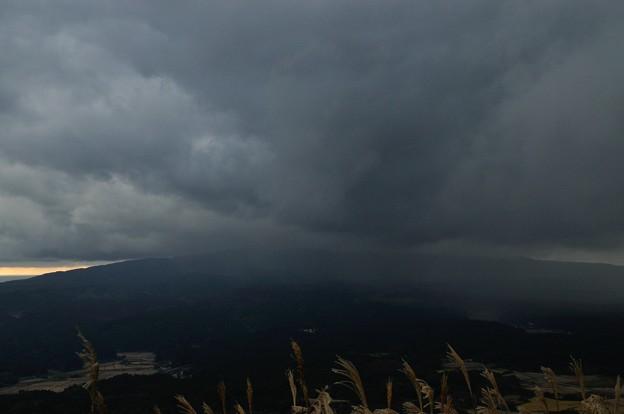 男鹿半島寒風山 回転展望台ほか 17-10-09 15-55