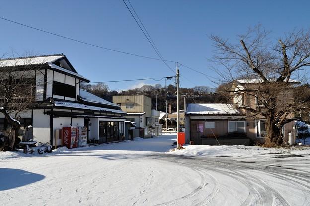 山田線 上米内駅 08