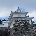 雪景色の霞ヶ城-06083